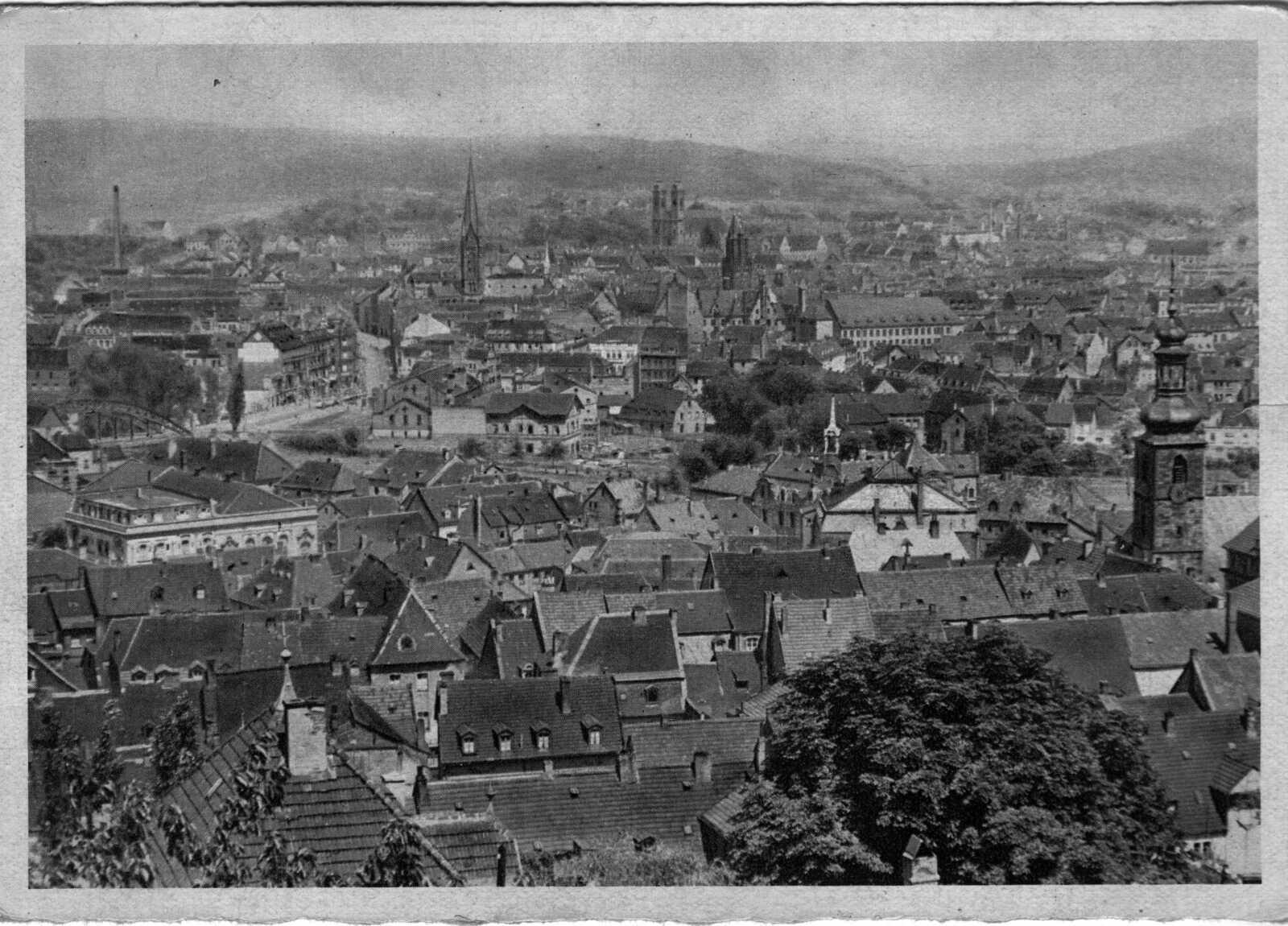 Bilder aus der Vergangenheit: Saarbrücken